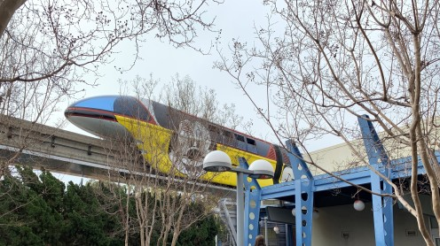 2019_CA_Mike and Sulley to the Rescue Queue (2) Monorail